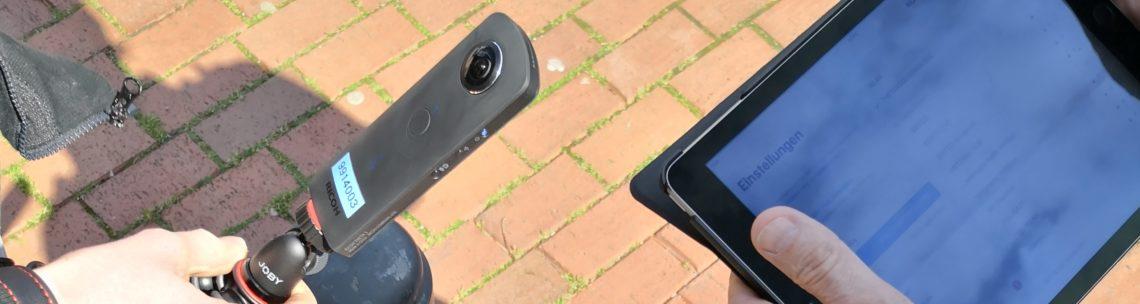 Workshop 360° und Virteulle Realität