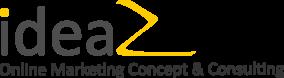 Logo ideaz - Online Marketing für kleine und mittelständische Unternehmen